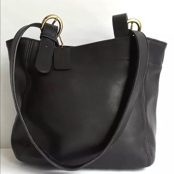 d7062e33d Coach Bags | Vintage Soho Waverly Leather Handbag Tote | Poshmark